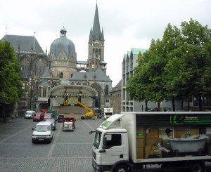 Aachener Heiligtumsfahrt 2014