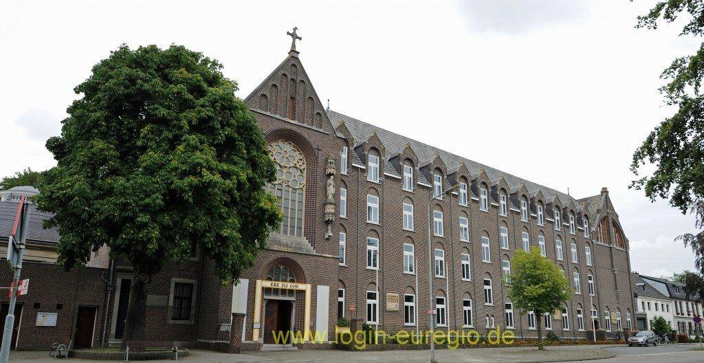 Kloster Wittem Strassenansicht