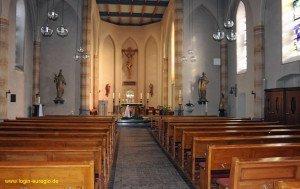 Vossenack Kirche St. Josef