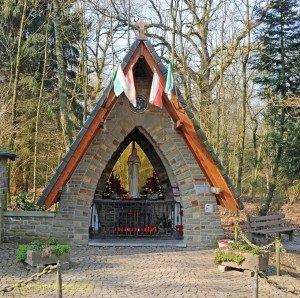 Banneux-Kapelle Lichtenbusch