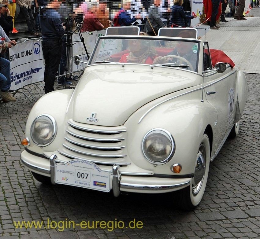 DKW F 91 Cabriolet