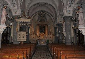 Pfarrkirche in Raeren