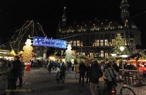 Aachen - Weihnachtsmarkt 2015