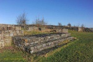 Varnenum - gallo-römische Ausgrabungsstätte