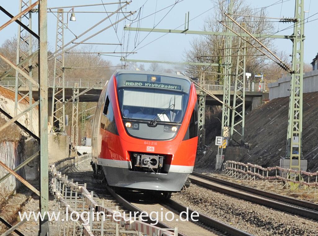 Euregiobahn RB 20