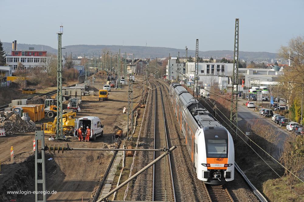 RRX Richtung Aachen-Hbf